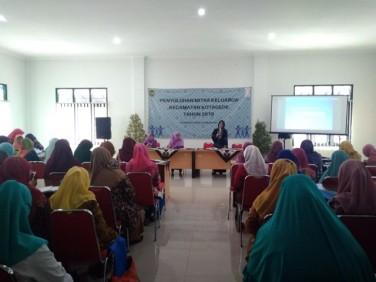 Workshop Administrasi PKK bagi Anggota PKK Kecamatan dan RW se Kecamatan Kotagede