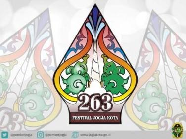 Logo Hut Kota Yogyakarta