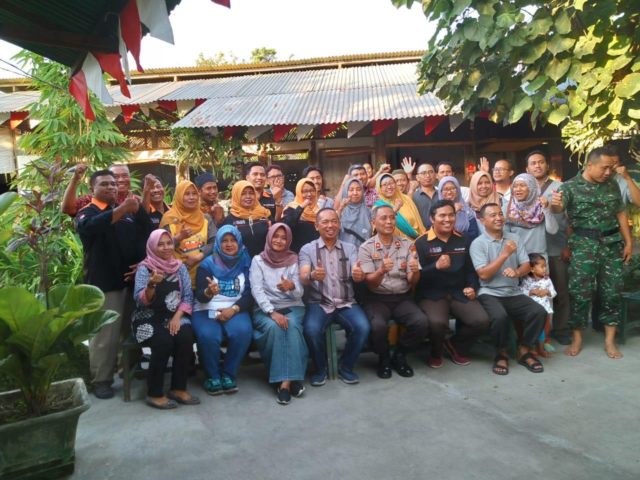 Pembubaran Panitia Pemilihan Kecamatan , dan Panwaslucam Kotagede