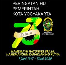 Peringatan HUT Pemerintah Kota Yogyakarta