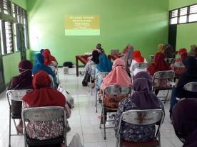Revitalisasi Posyandu Kelurahan Prenggan Kecamatan Kotagede
