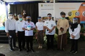 Kunjungan Wakil Walikota Yogyakarta dalam rangka Penyebarluasan Nyamuk Ber-Wolbachia di Wilayah Kecamatan Kotagede oleh WMP