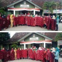 Pelatihan Kerajinan Seni dilaksanakan Kelurahan Prenggan